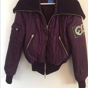 Authentic Escada Down Filled Jacket